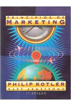Livro Principios De Marketing Philip Kotler Estante Virtual
