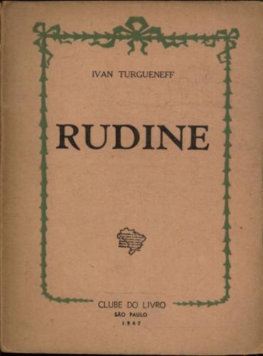Resultado de imagem para rudin turgueniev