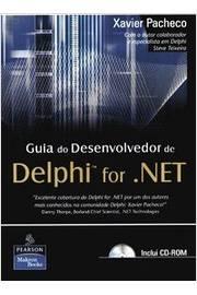 delphi for net developer s guide pacheco xavier