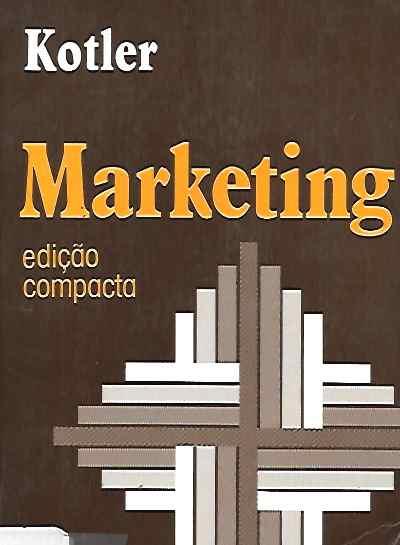 Livro Marketing Philip Kotler Estante Virtual