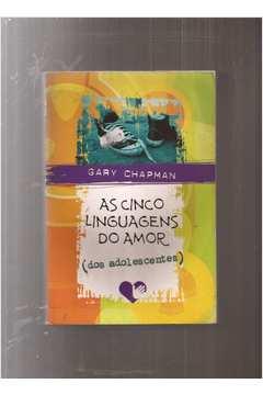 Livro: As Cinco Linguagens do Amor - Gary Chapman