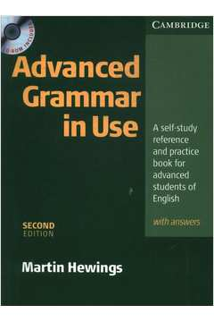 Livro advanced grammar in use martin hewings estante virtual advanced grammar in use with cd rom fandeluxe Image collections