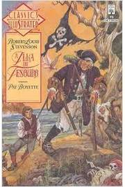 A Ilha do Tesouro - Classics Illustrated