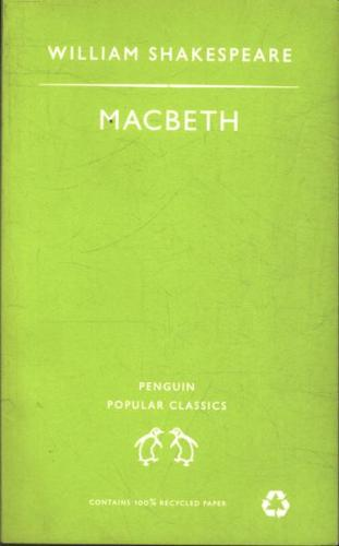 Penguin Popular Classics - Macbeth