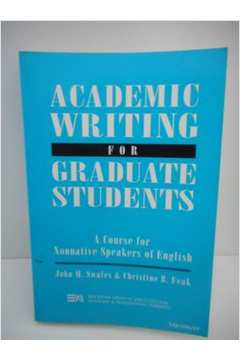 Livro academic writing for graduate students john m swales e academic writing for graduate students fandeluxe Gallery