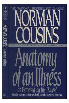 Livro: Anatomy of An Illness - Norman Cousins | Estante Virtual