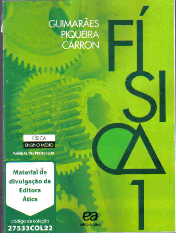 Física 1 - Ensino Médio - Manual do Professor