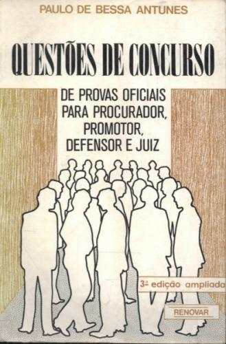 Questoes de Concurso