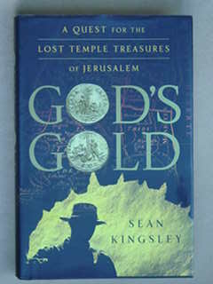 Gods Gold: Quest For the Lost Temple Treasures of Jerusalem