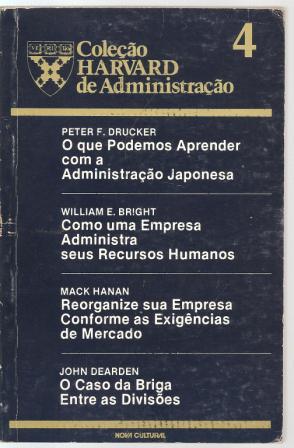 Coleção Harvard de Administração N. 4