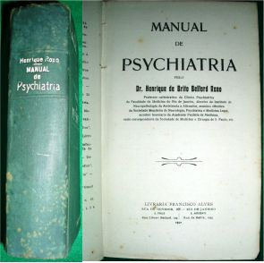 Manual de Psychiatria