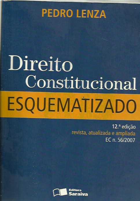 Direito Constitucional Esquematizado Pedro Lenza Pdf 2012