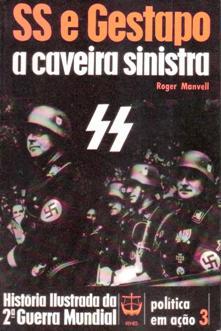 Ss e Gestapo a Caveira Sinistra