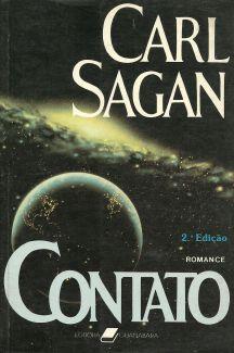 Livro: Contato - Carl Sagan | Estante Virtual