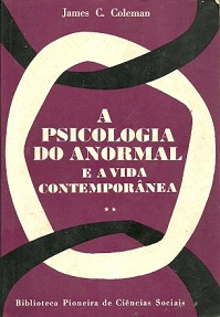 A Psicologia do Anormal e a Vida Contemporânea Vol. 2