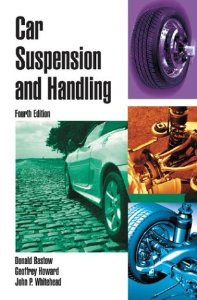 Car Suspension and Handling - 4th Edition