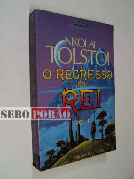 O Regresso do Rei Volume 2