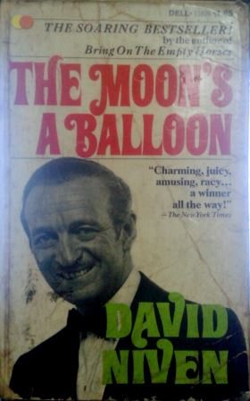 The Moons a Balloon