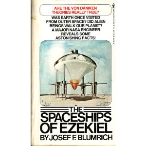 The Spaceships of Ezekiel