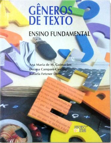 Gêneros de Texto - no Dia-a-dia do Ensino Fundamental