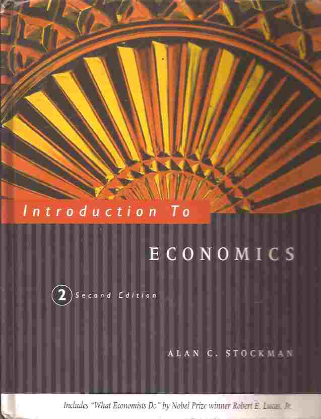 Introduction to Economics - 2nd Ed