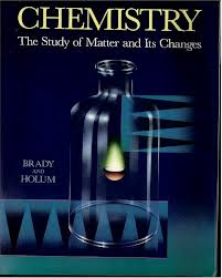 Chemistry - The Study of Matter and Its Changes