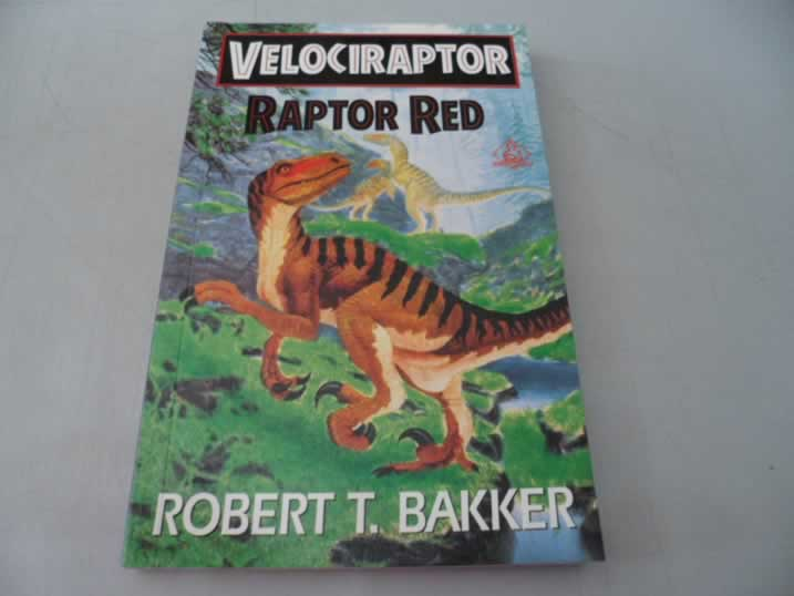 Velociraptor - Raptor Red