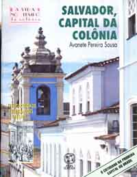 Salvador, Capital da Colônia