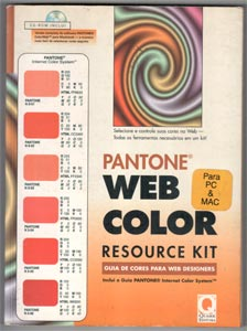 Pantone Web Color Resource Kit - Guia de Cores para Web Designers