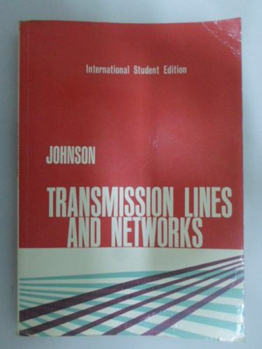 Transmission Lines and Networks