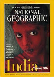 National Geographic India - Turning Fifty - May 1997