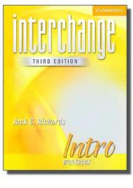 Interchange Intro - Workbook