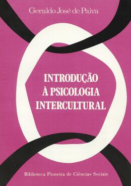 Introducao a Psicologia Intercultural