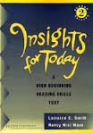 Insights For Today- a High Beginning Reading Skills Text