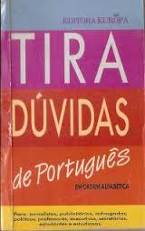 Tira Dúvidas de Português - Em Ordem Alfabética