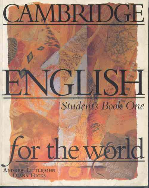 Cambridge English For the World