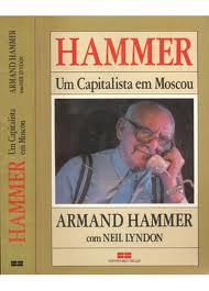 Hammer um Capitalista Em Moscou