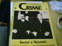 Enciclopédia do Crime - Sacco e Vanzetti - 8 /o Espectroscopio...