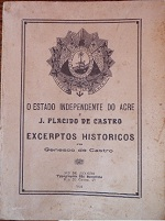 O Estado Independente do Acre e J. Plácido de Castro