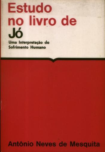 Estudo no Livro de Jó