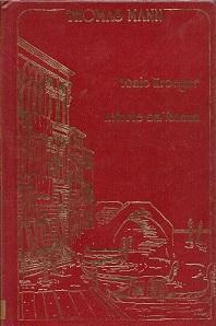 Tônio Kroeger - a Morte Em Veneza (capa Dura)