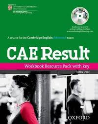 Cae Result Workbook Resource Pack With Key-com Cd