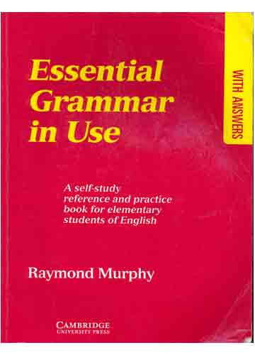 Essential Grammar in Use - With Answers