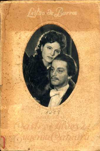 Livro: Como Eu VI Castro Alves e Eugenia Camara - Leitao de Barros | Estante Virtual