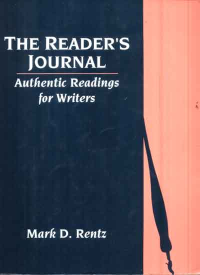 The Readers Journal Authentic Readings For Writers
