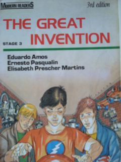 The Great Invention - Stage 3