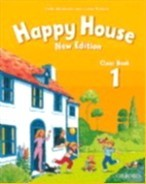 Happy House--new Edition--class Book 1 e 2.