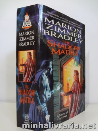 The Shadow Matrix - a Novel of Darkover