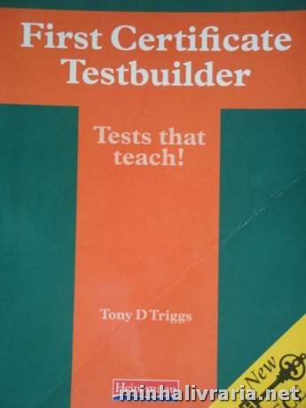 First Certificate Testbuilder Tests That Teach