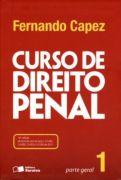 Curso de Direito Penal Parte Especial Vol 1, 2, 3 de Fernando Capez pela Saraiva (2010)
